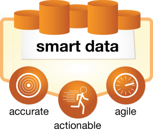 What is smart data? How can we make it actionable?